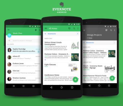 Android telefonlarda en iyi not defteri