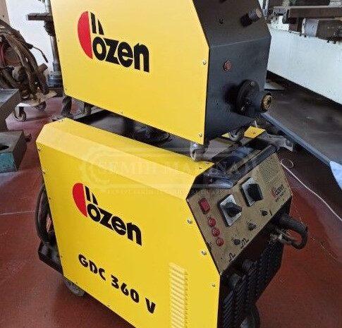 350 amper spot gaz altı kaynak makinesi