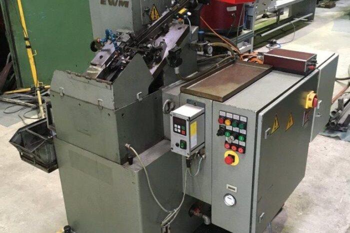 temiz kullanılmış sağlam civata vida ovalama makinesi