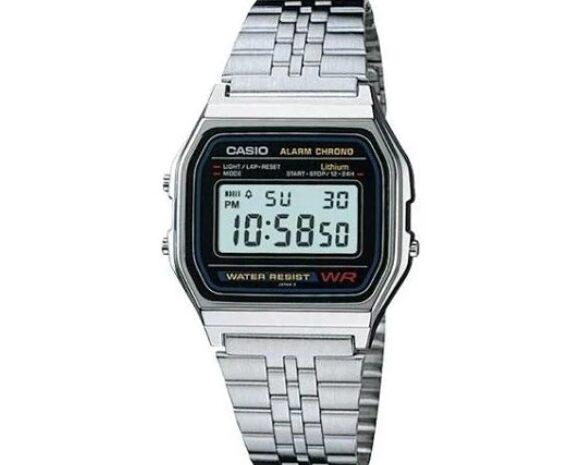 İkinci El Casio A159W-N1DF Digital Erkek Kol Saati